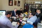 جلسه مشترک مدیران ارشد سازمان تعاون روستایی مرکزی ایران
